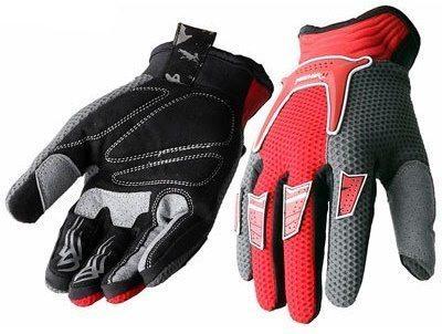 Перчатки G 8100 красные L MICHIRU (пара)