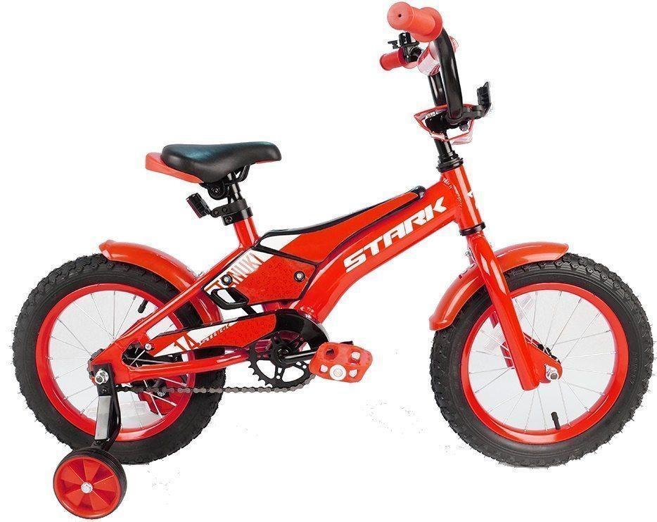 Детский велосипед Stark 2020 Tanuki 14 Boy