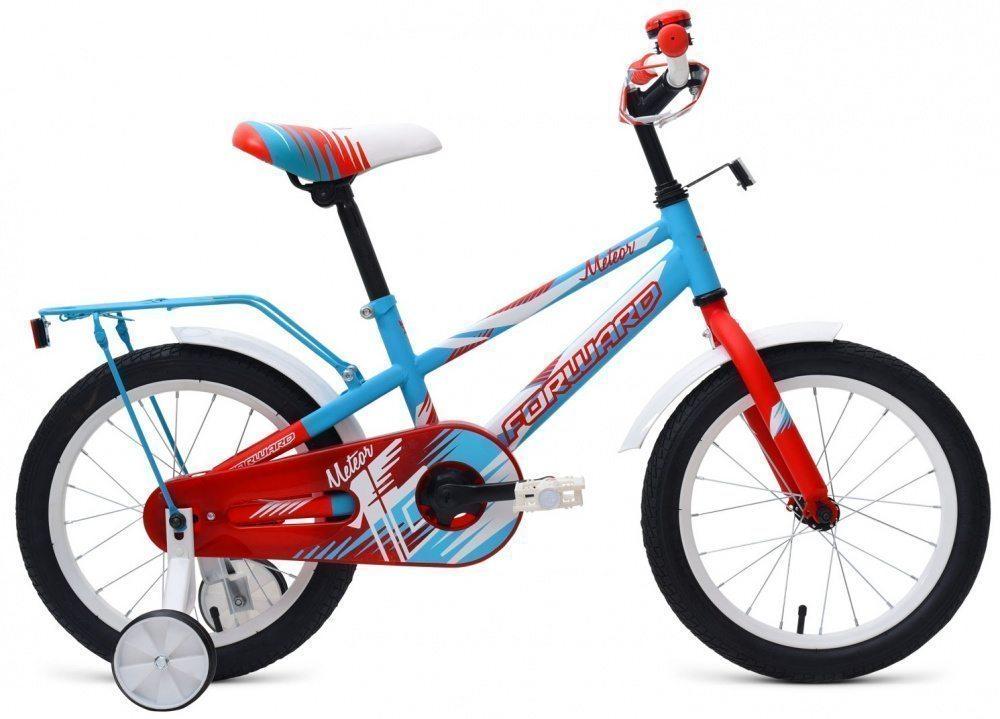 Детский велосипед Forward Meteor 16 (2018-2019)