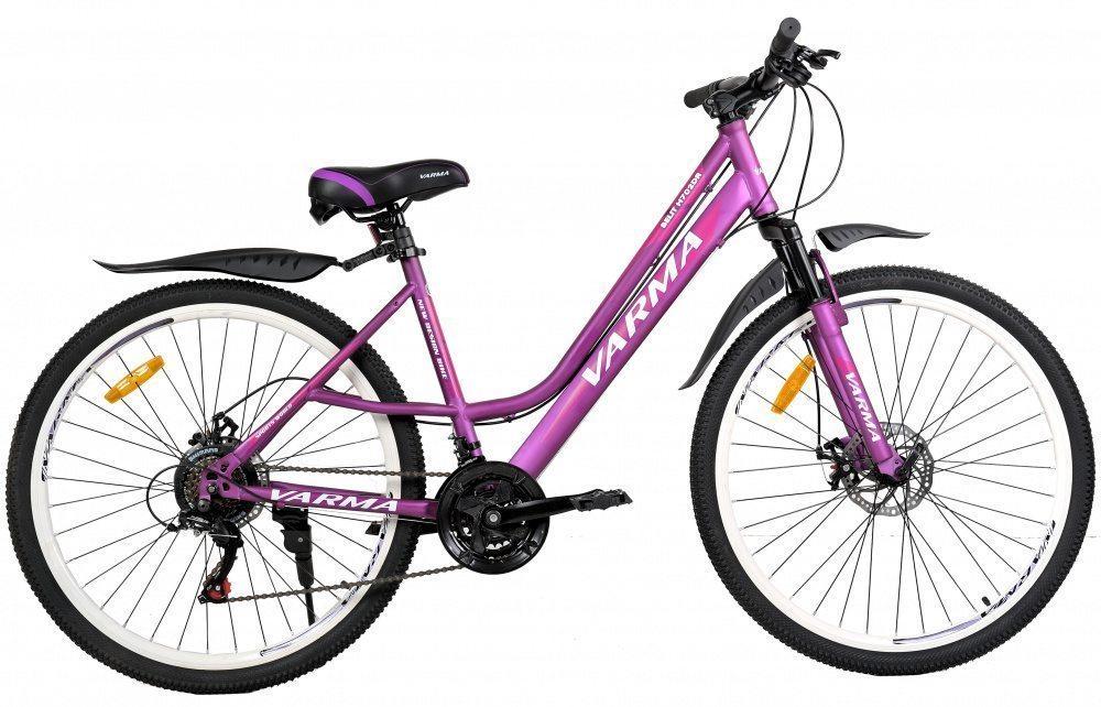 """Горный велосипед 27,5"""" VARMA BELIT H702DR 21 ск. ст."""