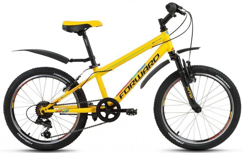 Детский велосипед Forward Unit 2.0 (2017-2018)