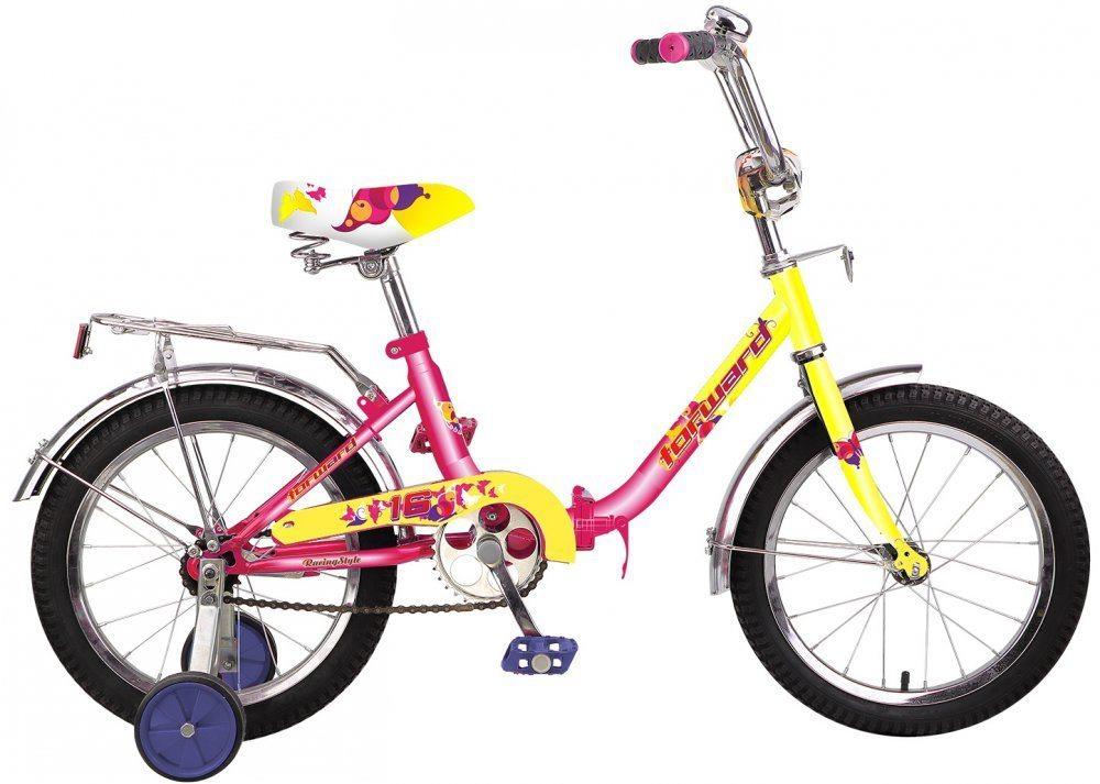 Детский велосипед Forward Racing 16 Girl Compact