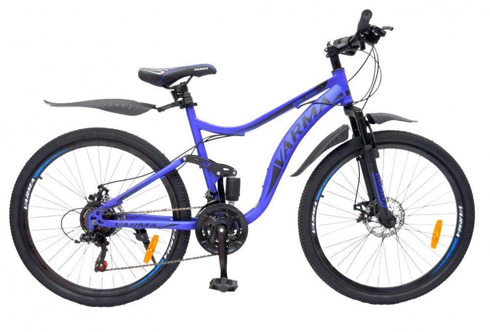 """Велосипед 26"""" VARMA BERNAT V600DR 21 ск. ст."""