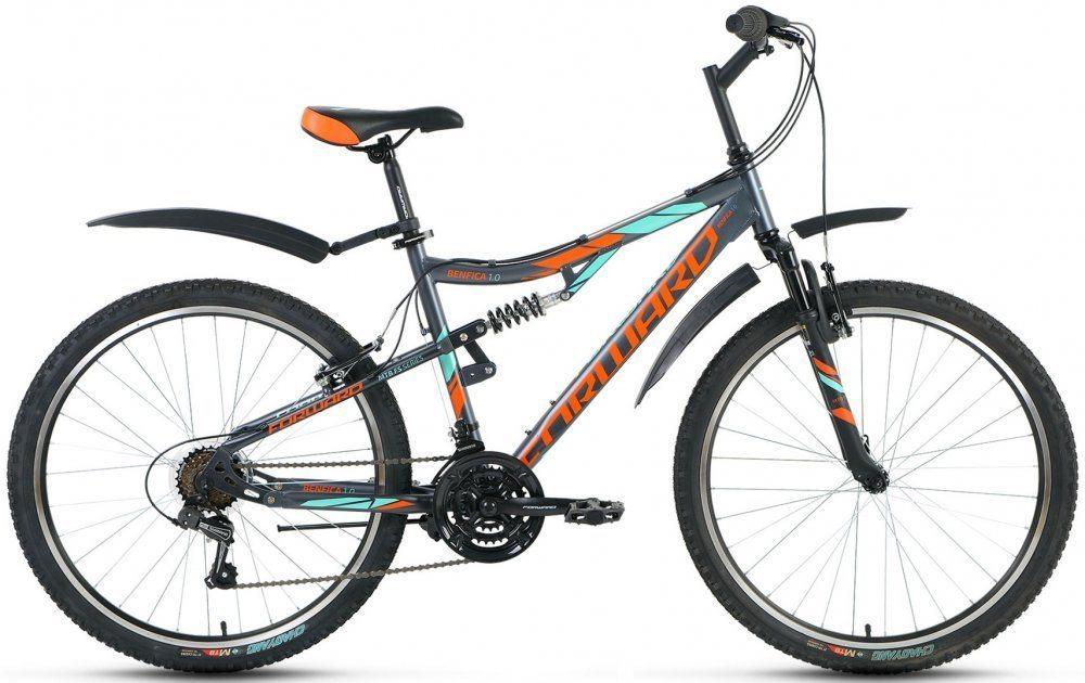 Женский велосипед Forward Benfica 1.0