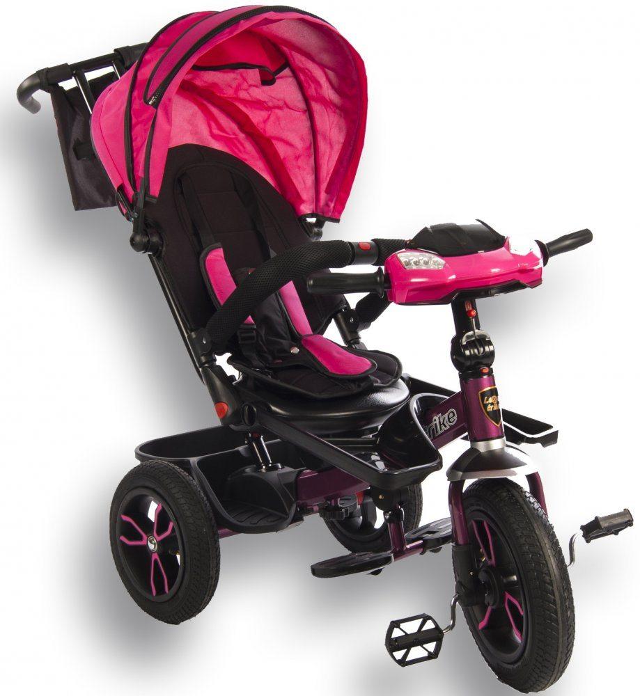 Детский трехколесный велосипед LEXUS trike T410M2-N1210P