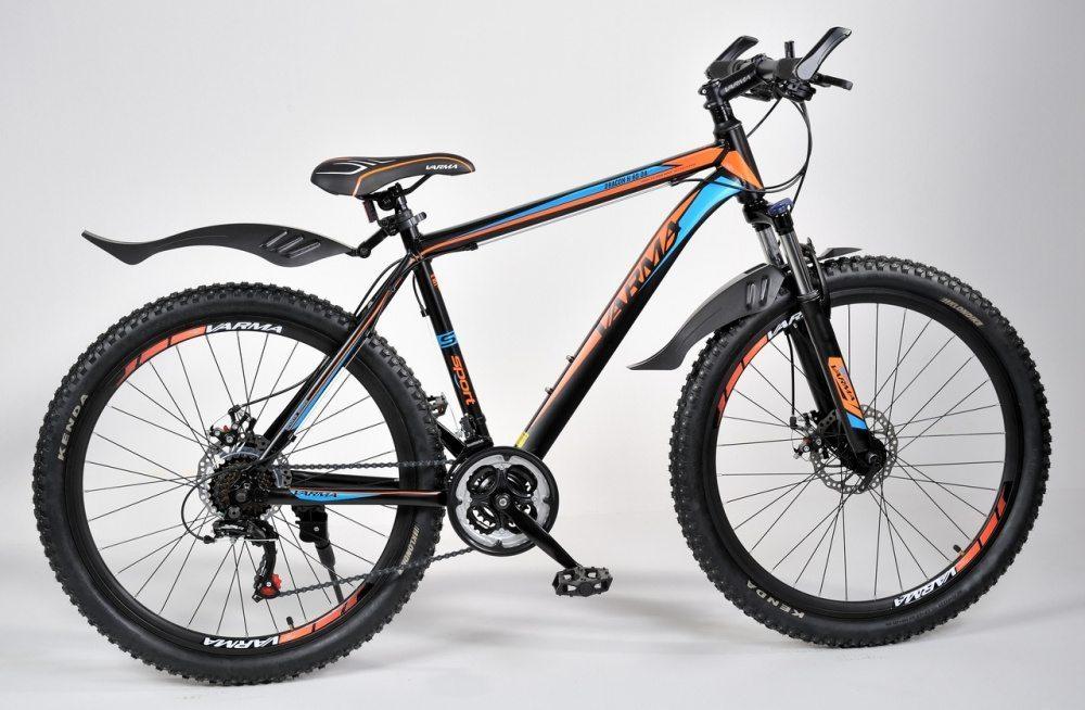 "Велосипед 26"" VARMA DRACON H65DA Hydro 21 ск. ал."