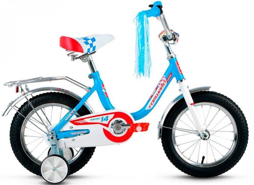 Детский велосипед Forward Racing 014 Girl