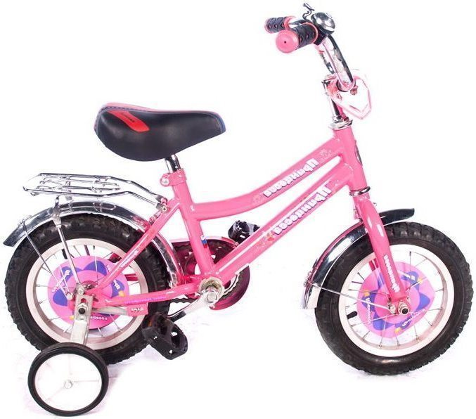 """Детский велосипед ДонВело Принцесса 12"""""""