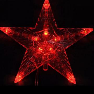 Наконечник для елки Звезда малая