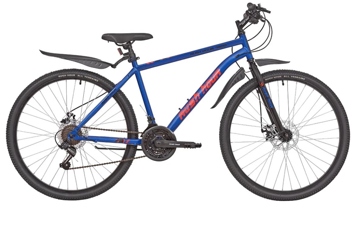 "Велосипед 27,5"" 18ск RUSH HOUR 7500 DISC ST"