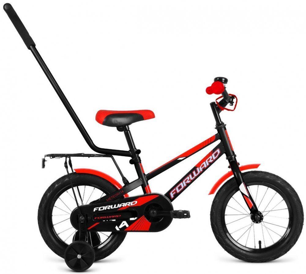 Детский велосипед Forward Meteor 14 (2019-2020)
