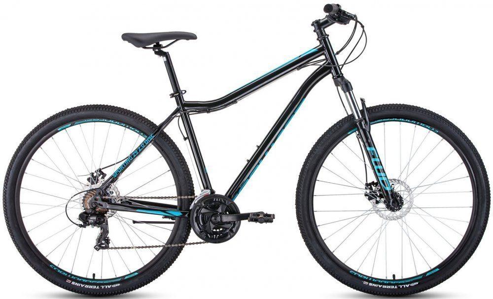 Горный велосипед Forward Sporting 29 2.0 disc (2019-2020)