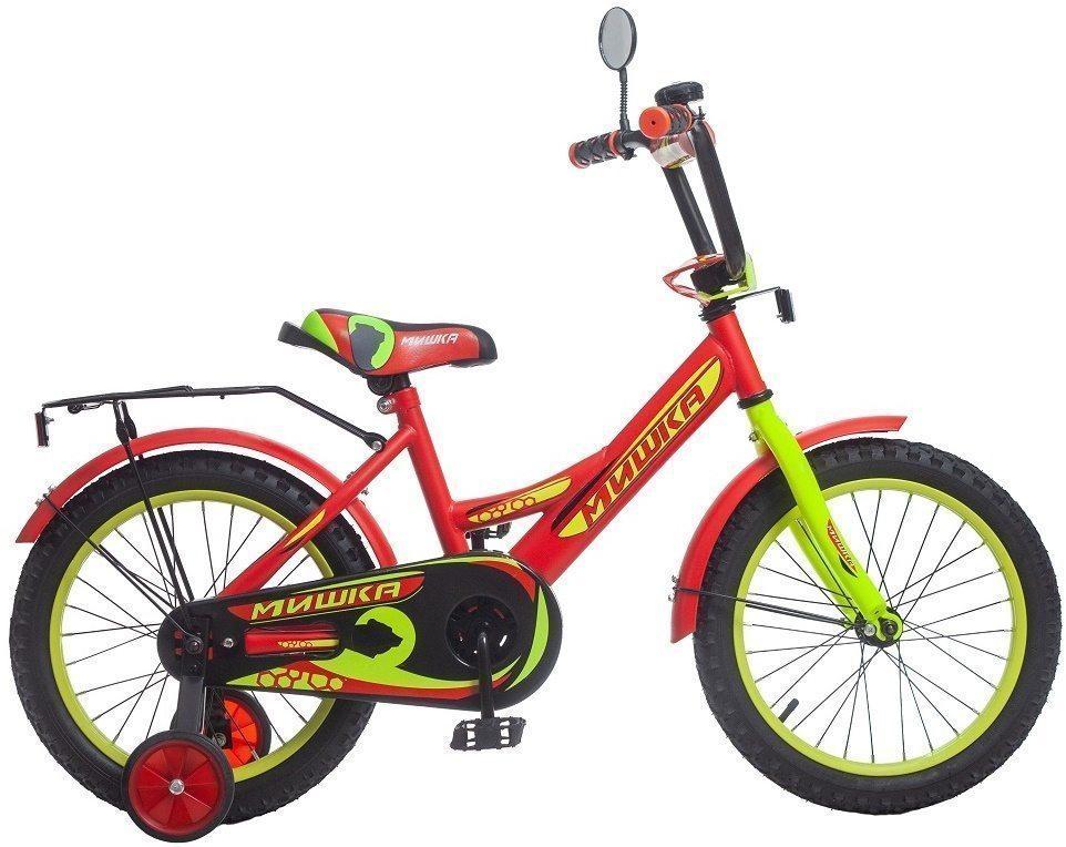 """Детский велосипед 20"""" Varma Мишка"""