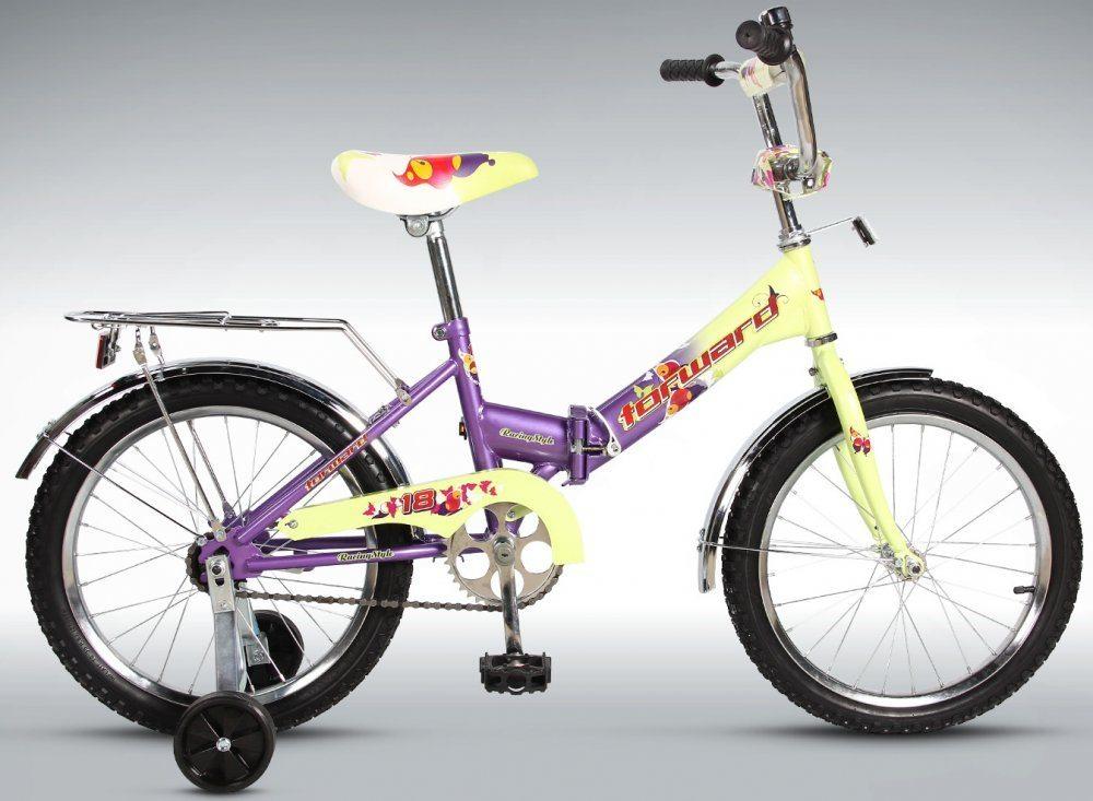 Детский велосипед Forward Racing 18 Girl Compact