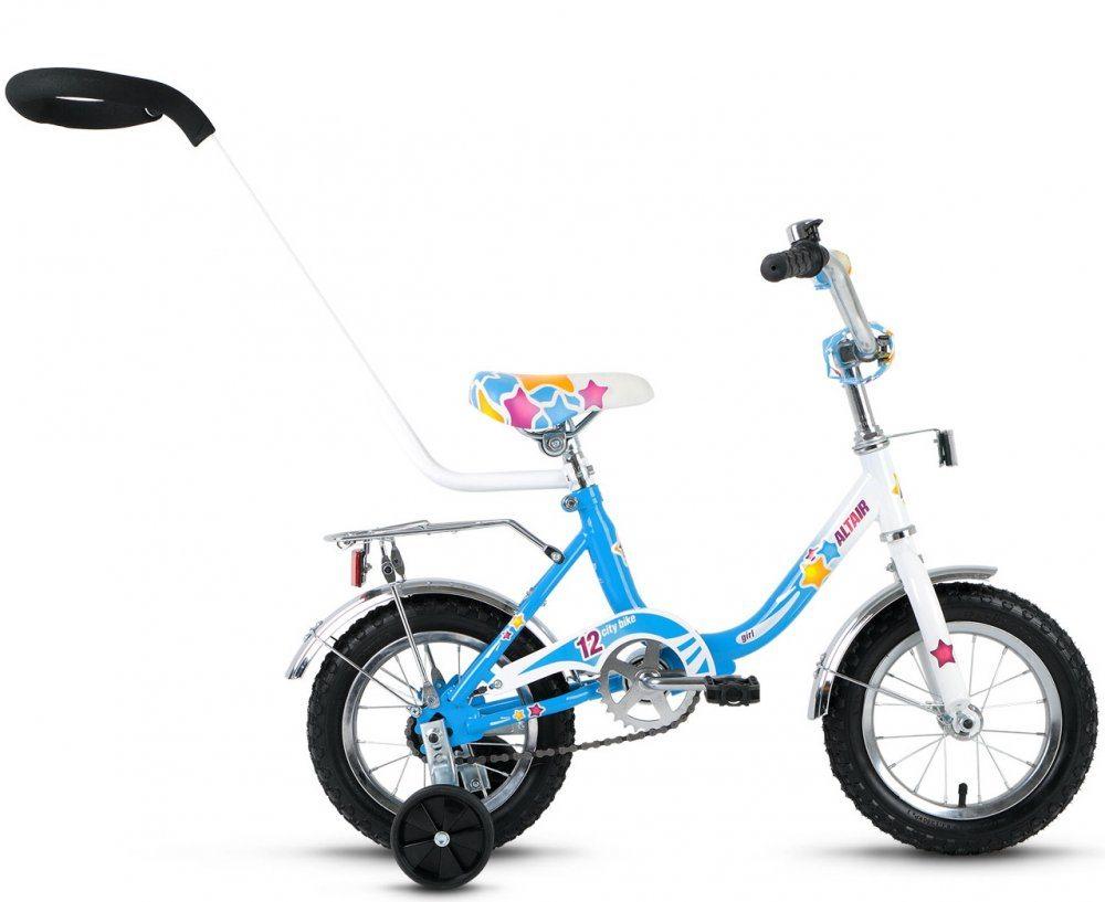 Детский велосипед ALTAIR  CITY  12 Girl