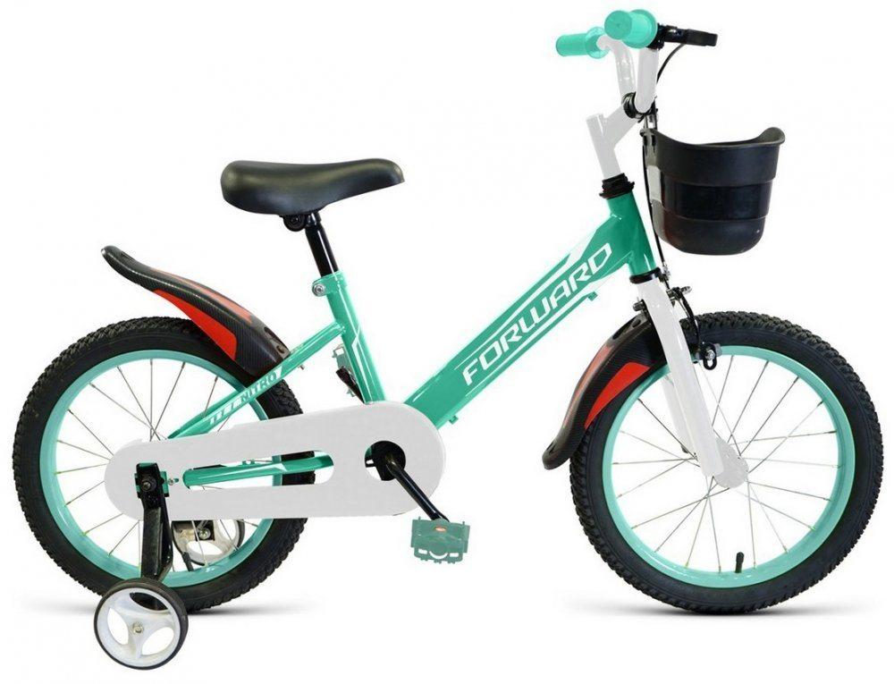 Детский велосипед Forward Nitro 16 (2019-2020)