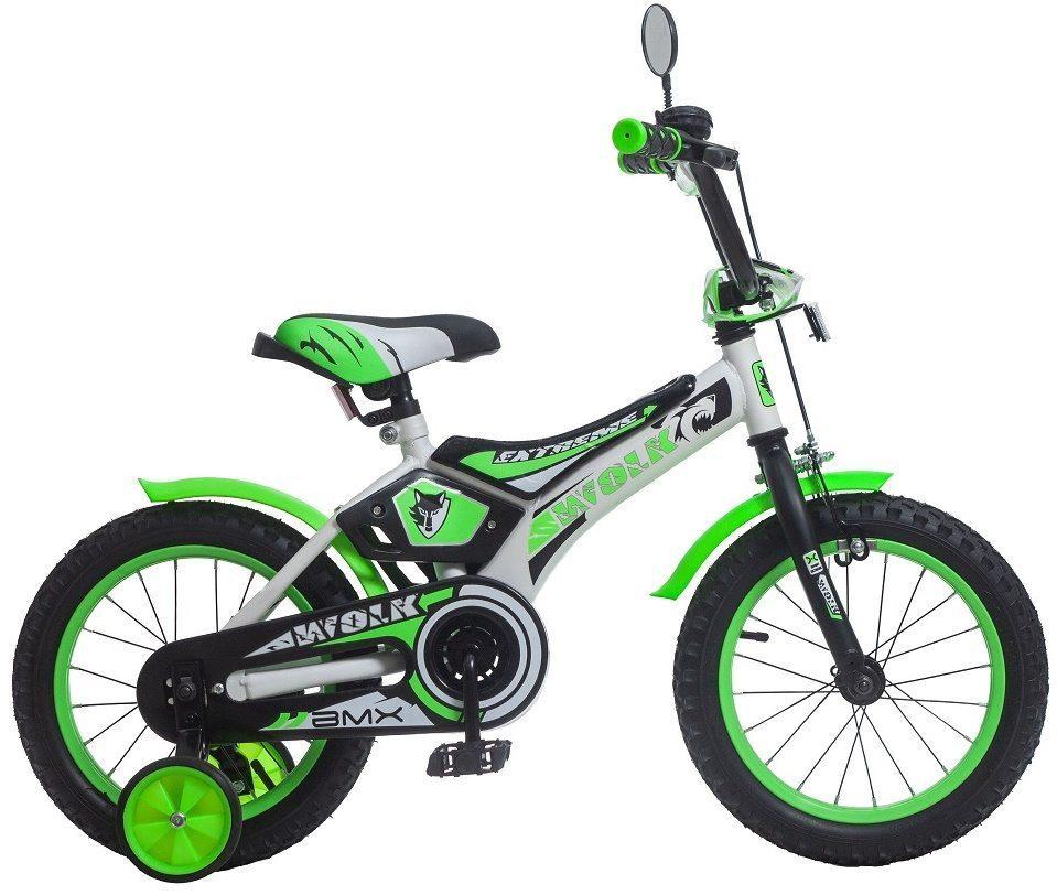 """Детский велосипед 14"""" Wolk"""