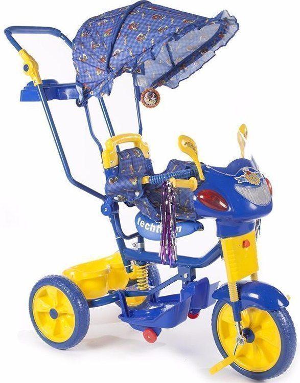 Детский велосипед с ручкой управления ST209H7 Boy